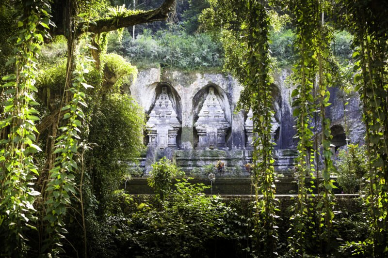 Discover The Famous Gunung Kawi Temple In The Jungle On The Bali Culture Tour
