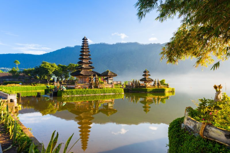 Discover The Mystical Ulun Danu Temple On The Cultural Heritage Tour From Ubud, Sanur, Nusa Dua, Tanjung Benoa, Seminyak