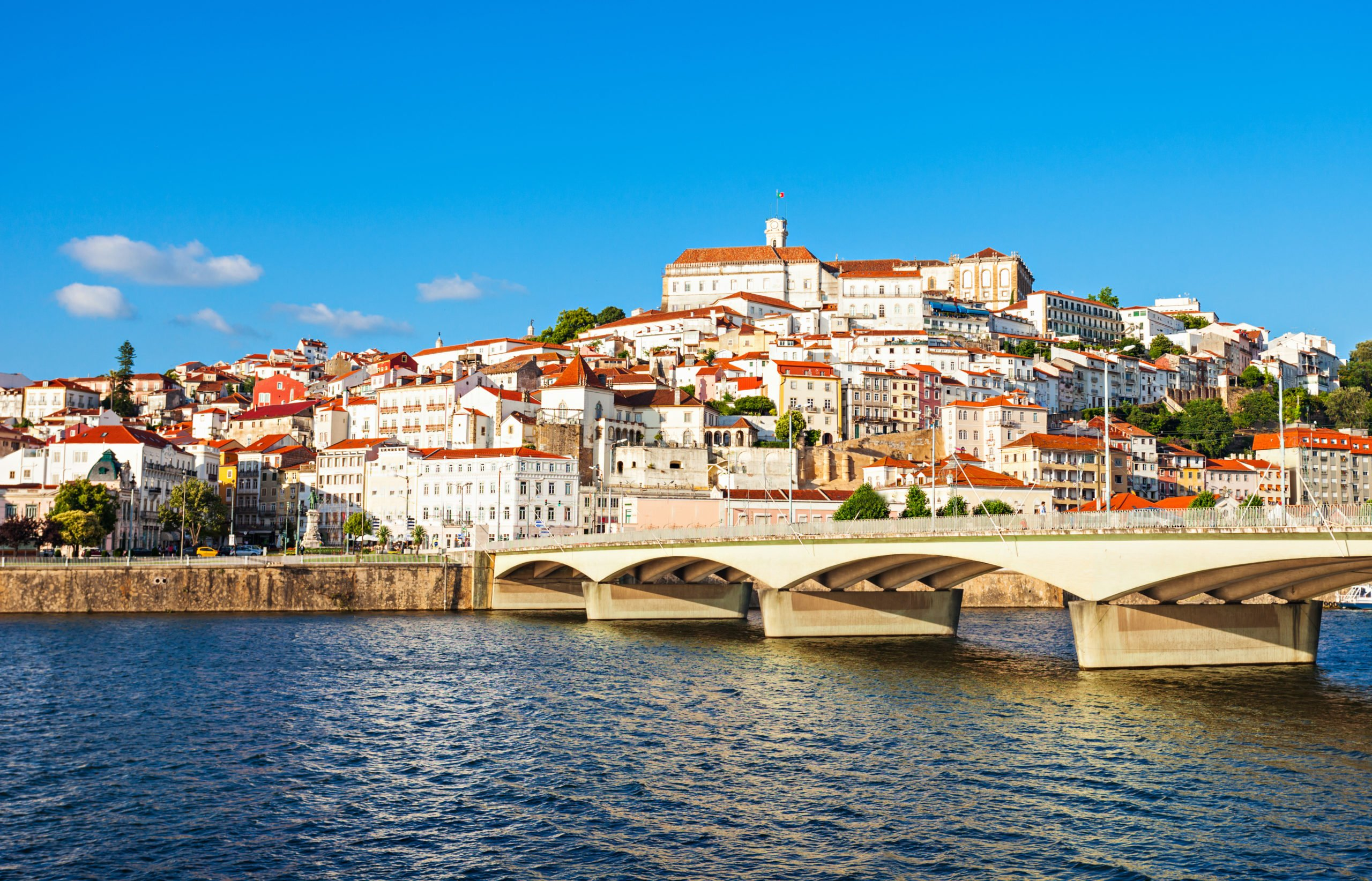 Discover The Picturesque Town Of Coimbra On Our Highlights Of Portugal 11 Day Package Tour