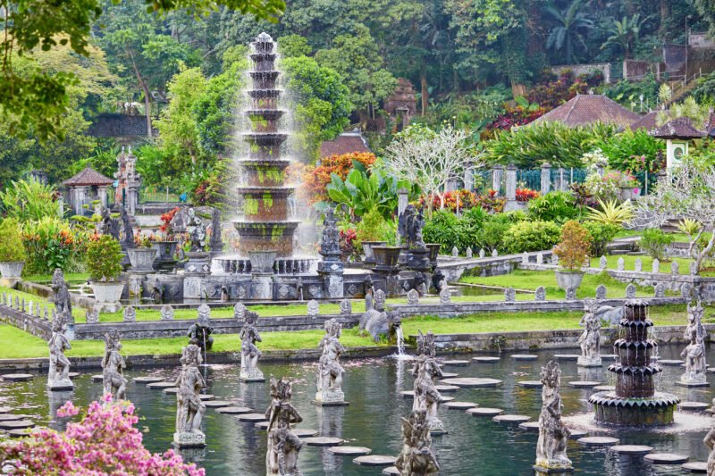 Discover The Stunning Water Temple On The Eastern Bali Experience From Ubud, Nusa Dua, Tanjung Benoa, Seminyak And Candi Dasa