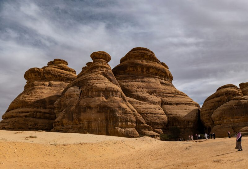 Discover The Tombs Of Madain Saleh On The 4 Day Madain Saleh Tour From Eilat