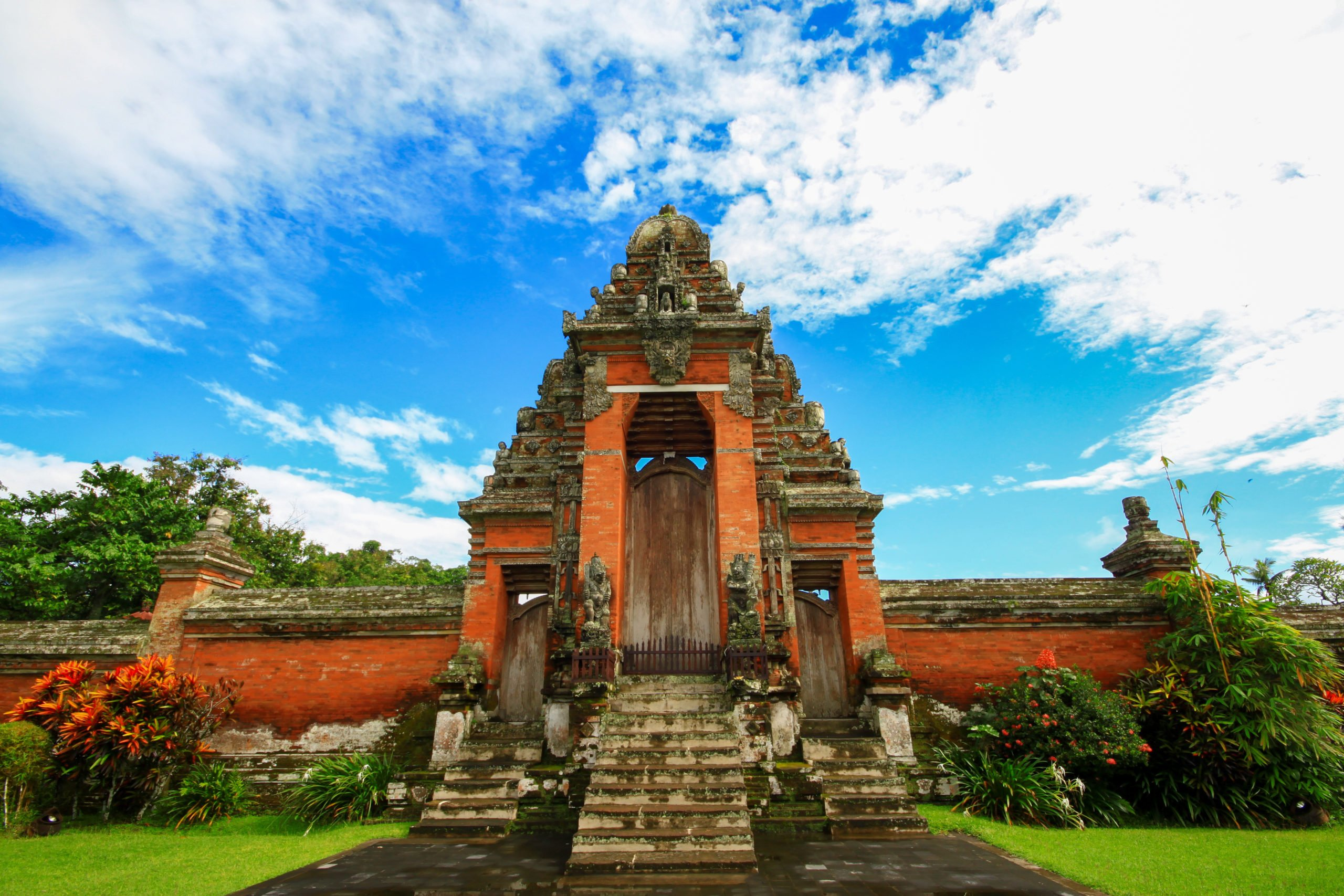 Discover With Your Local Guide The Royal Temple Of Mengwi During The Cultural Heritage Tour From Ubud, Sanur, Nusa Dua, Tanjung Benoa, Seminyak