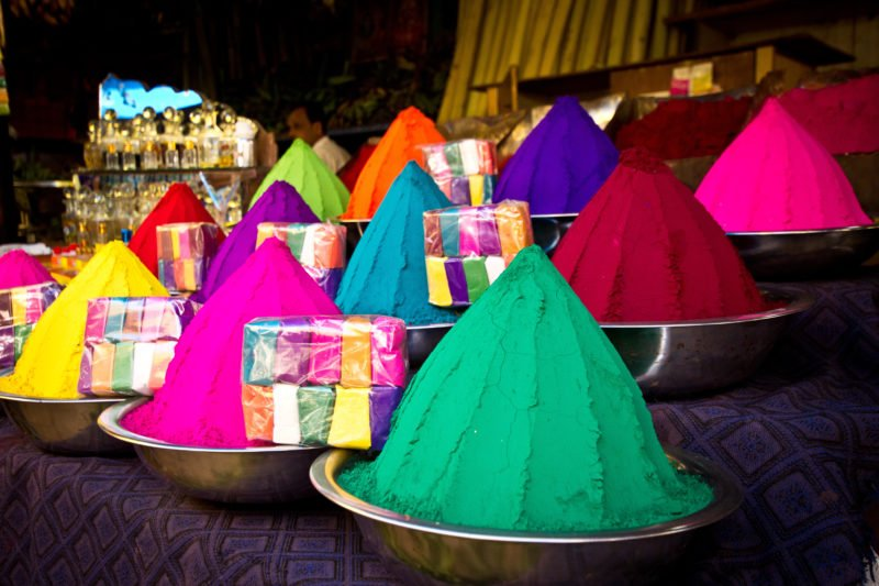 Dive Into An Authentic, Colorful Indian Market On The Royal Kingdom Of Mysore Tour From Bangalore
