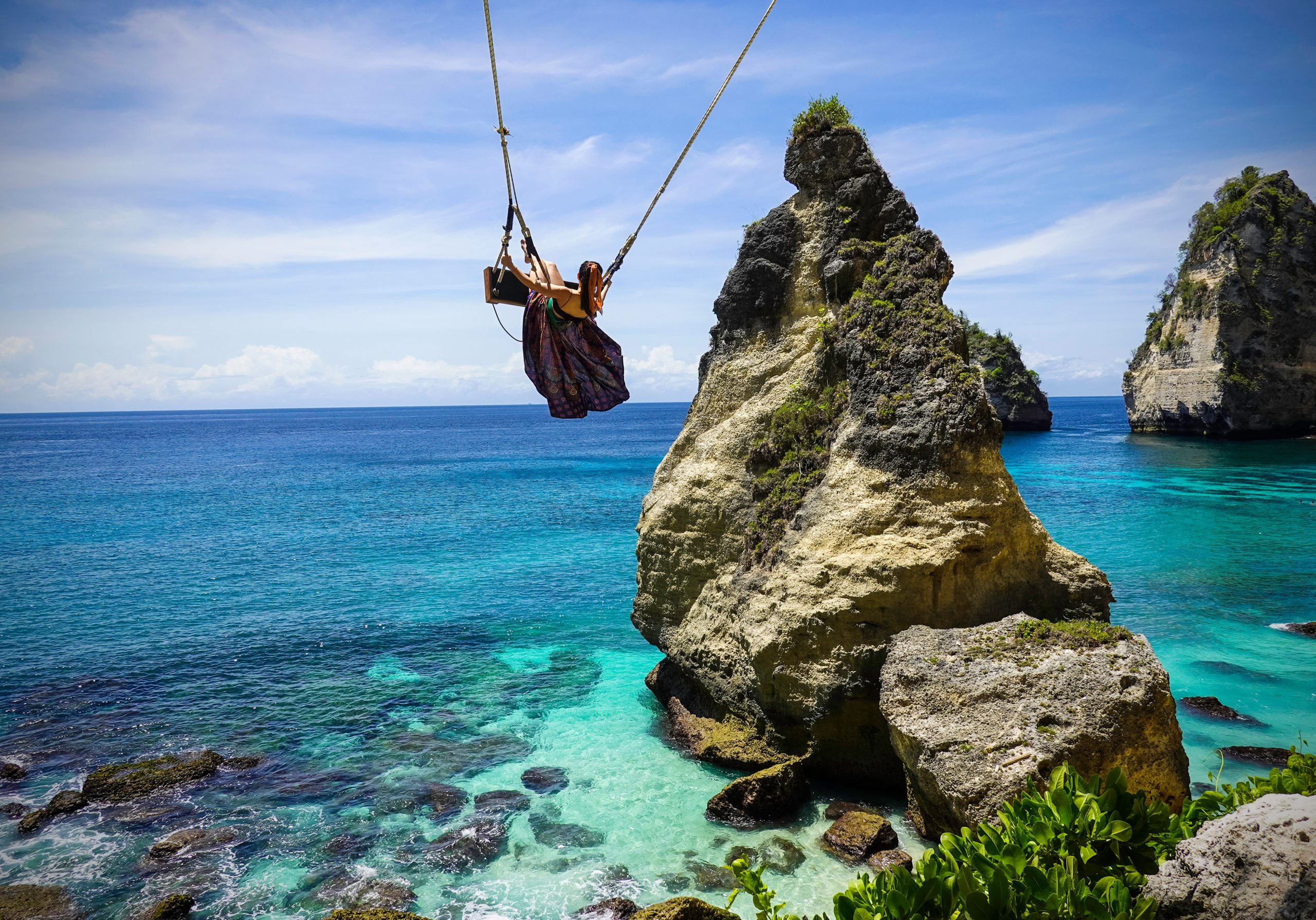 Don't Miss The Swing In Paradise On The Penida Island Tour From Ubud, Sanur, Nusa Dua, Tanjung Benoa, Seminyak