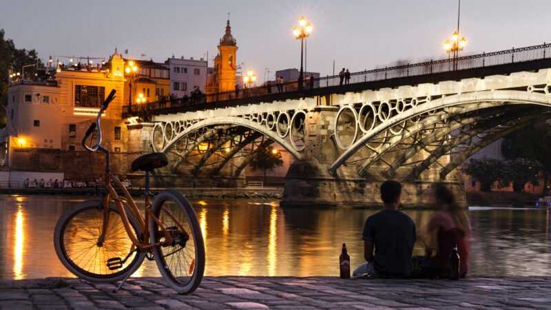 Enjoy A Day On The Bike During The Seville E Bike Tour
