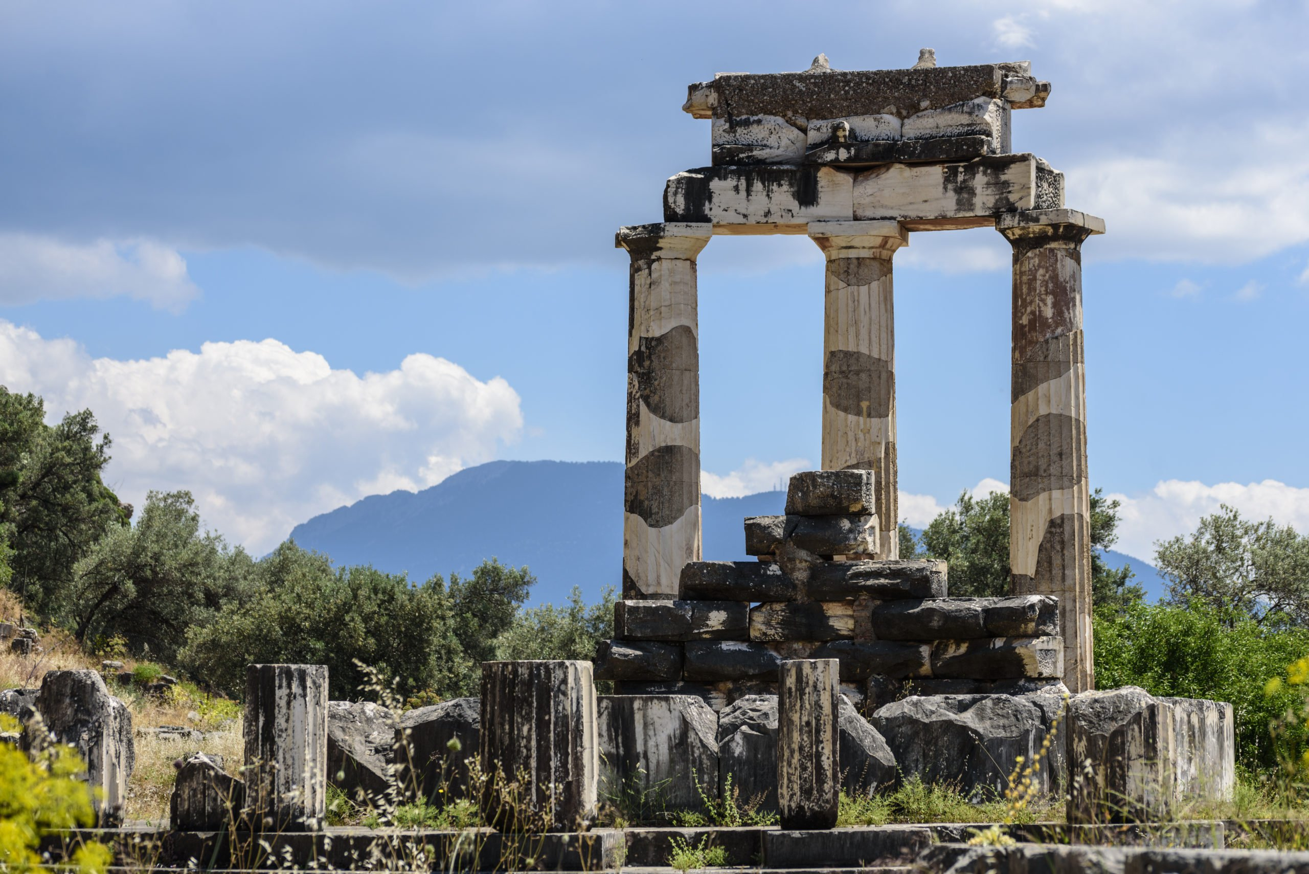 Enjoy A Guided Tour Of Delphi On The Delphi History And Hiking Tour From Athens_70