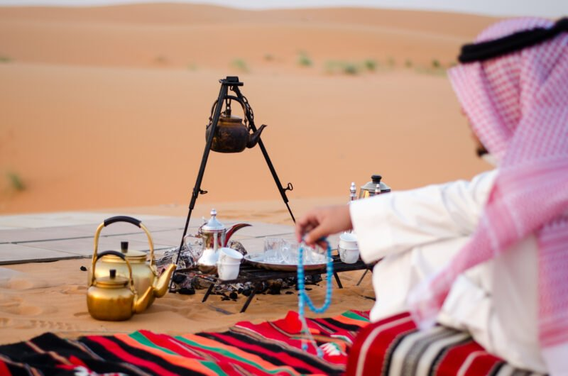 Enjoy The Bedouin Hospitality On The 4 Day Madain Saleh Tour From Eilat