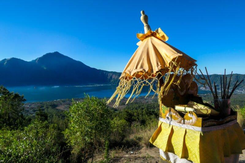 Enjoy The Views Over Buyan And Beratan Lake On The Tamblingan, Buyan And Beratan Lake Tour