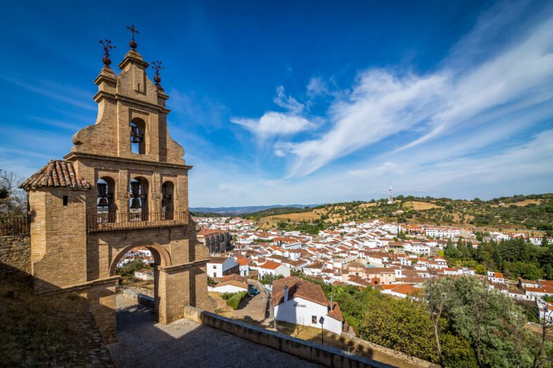 Experience The City Of Aracena On The Iberian Ham Tasting And Aracena Cave Tour From Seville