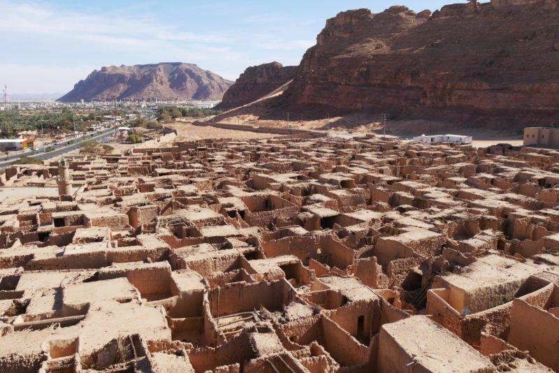 Explore Al Ula And Dedan Village