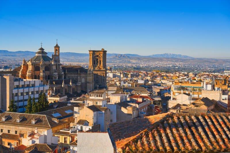Explore Granada's Old Town On The The Granada Old Town & Albaicin Tapas Tour