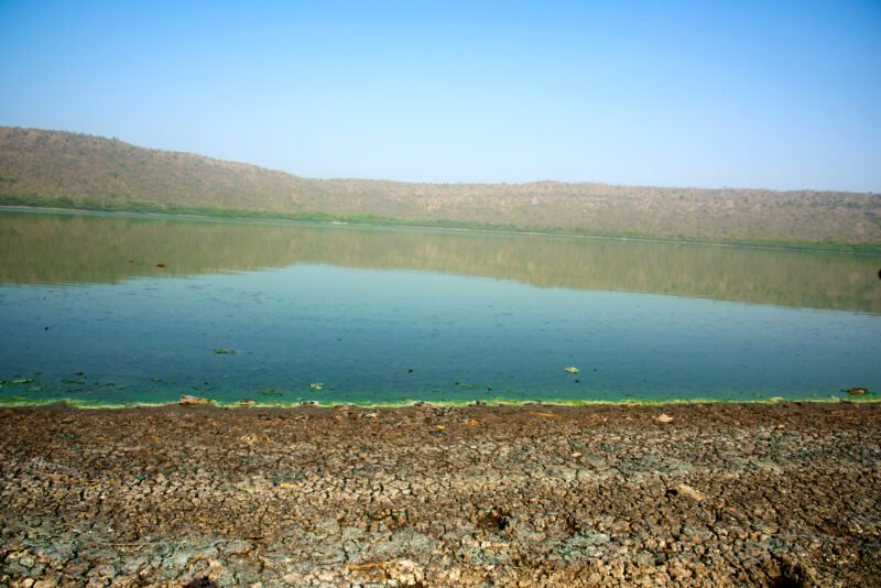Explore Lonar Lake In Our 6 Days World Heritage Sites Of Ajanta Ellora Lonar Meteor Mystery Tour
