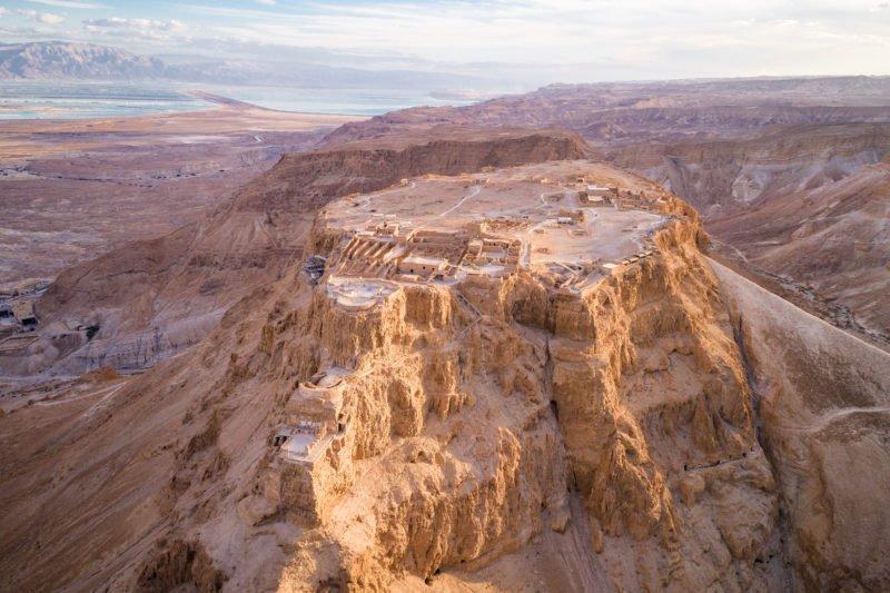 Explore Ancient Masada