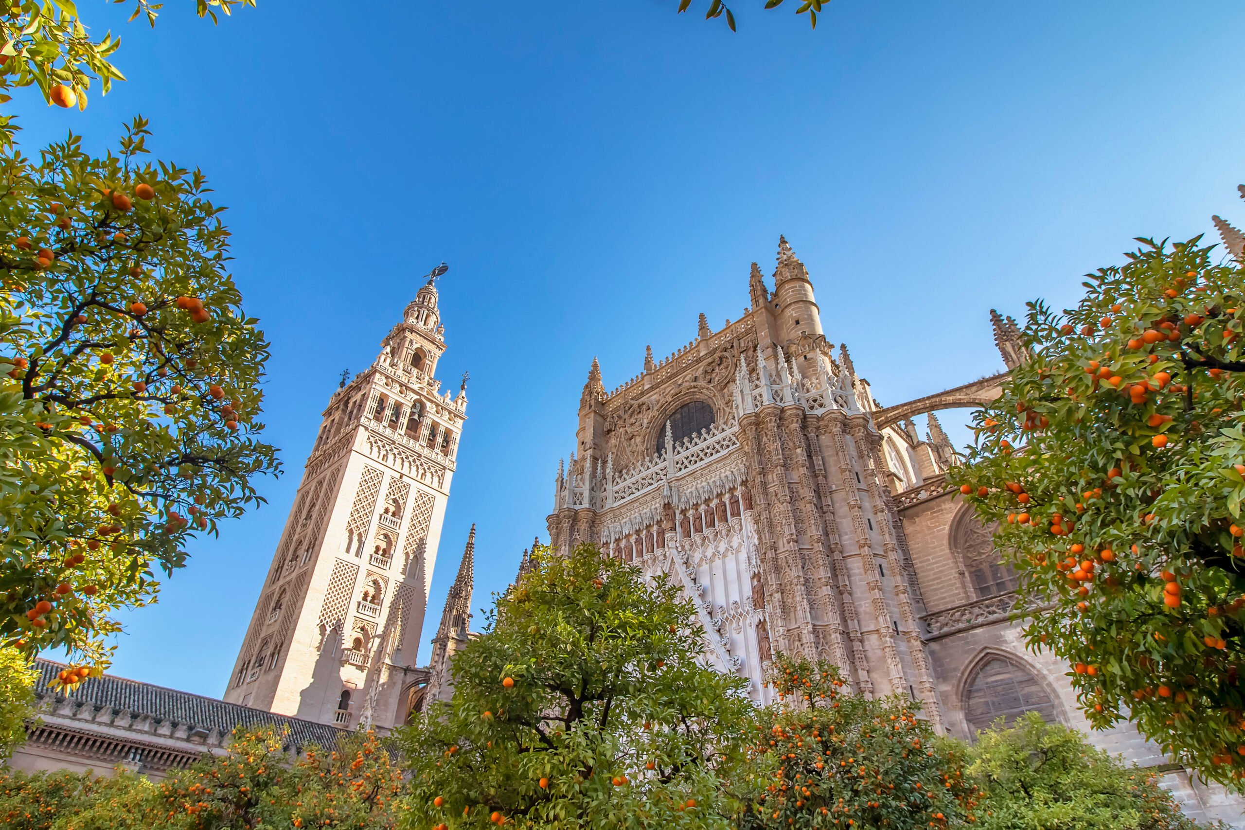 Explore The Cathedral Of Seville On The Insider Seville City Tour