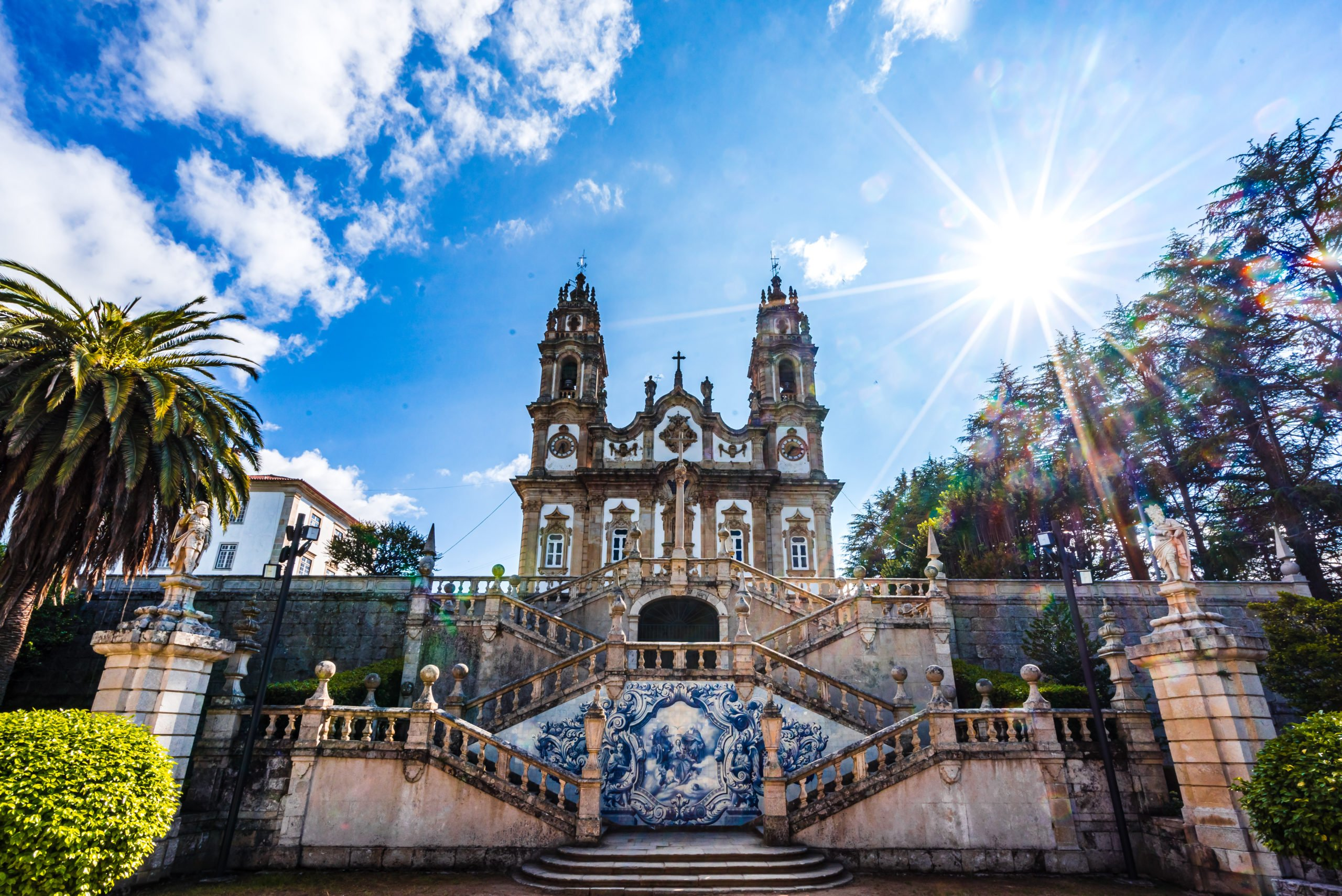 Explore The Sancturary Of Our Lady Of Remedios In Lamego North Of Portugal 6 Day Package Tour (2)