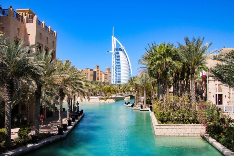 Explore The City Of Dubai On The 11 Day Israel, Dubai And Abu Dhabi Package Tour