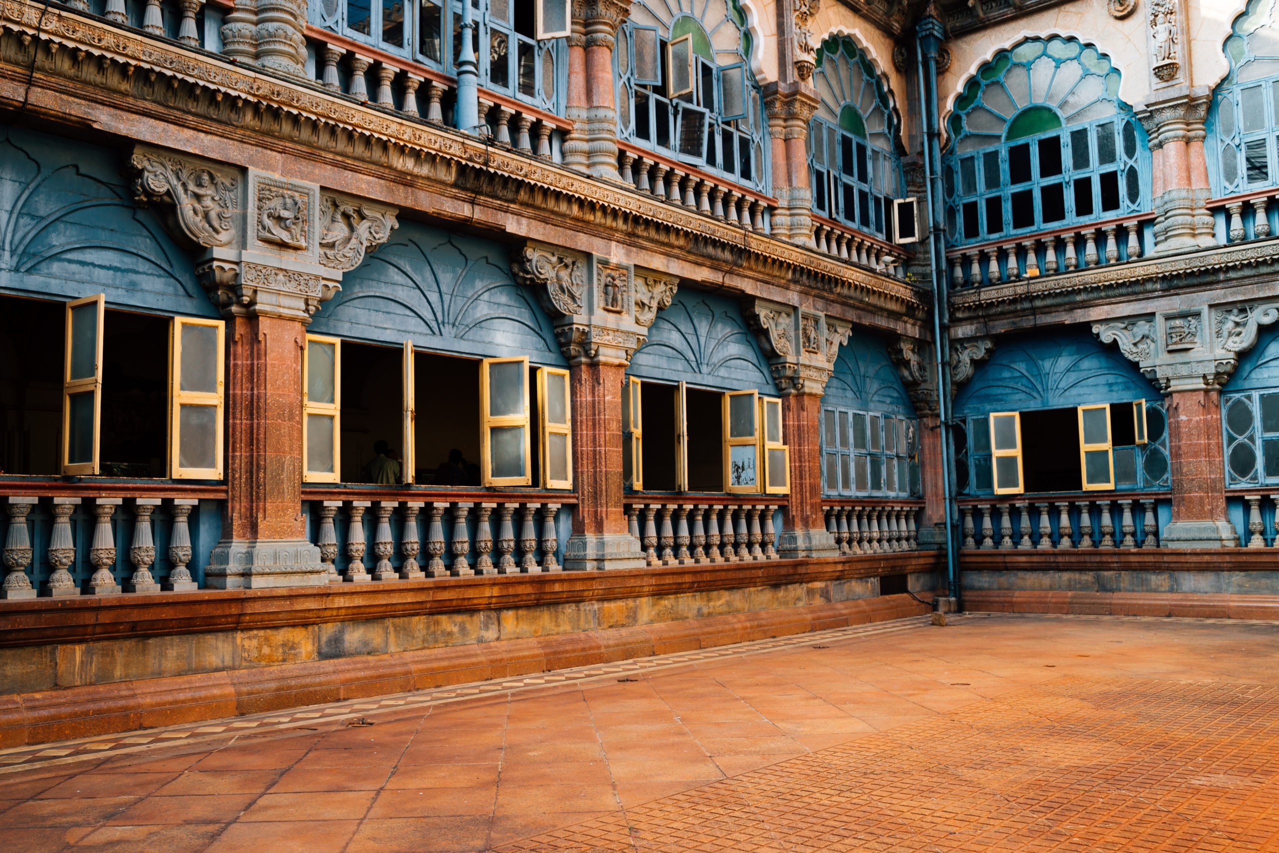 Explore The Interior Of The Roayal Palace On The Royal Kingdom Of Mysore Tour From Bangalore