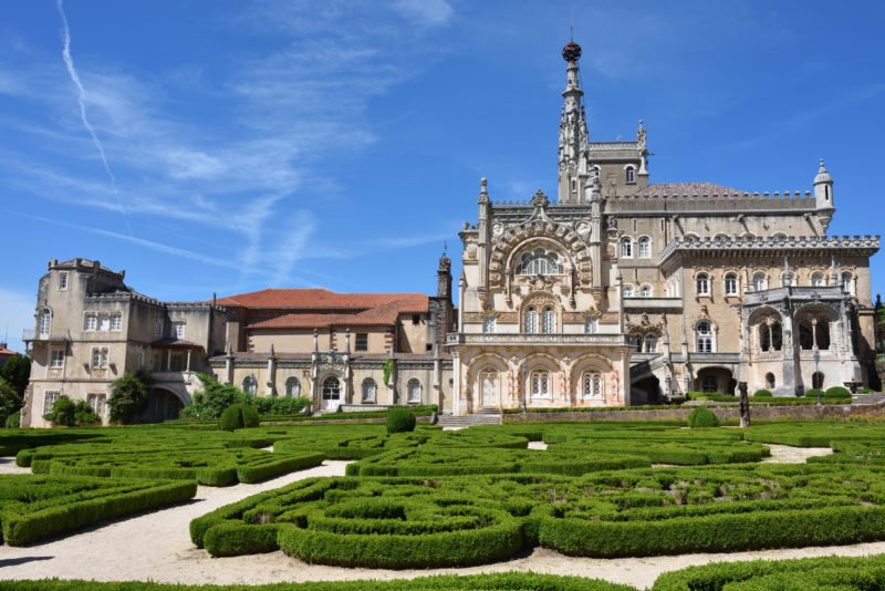Explore The Royal Palace Of Bussaco