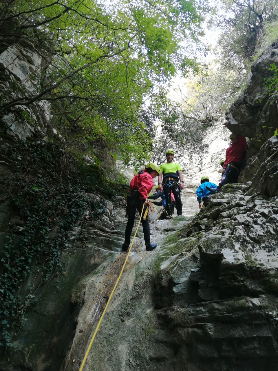 Fun For The Entire Family On The Canyoning Experience In Tzoumerka_71