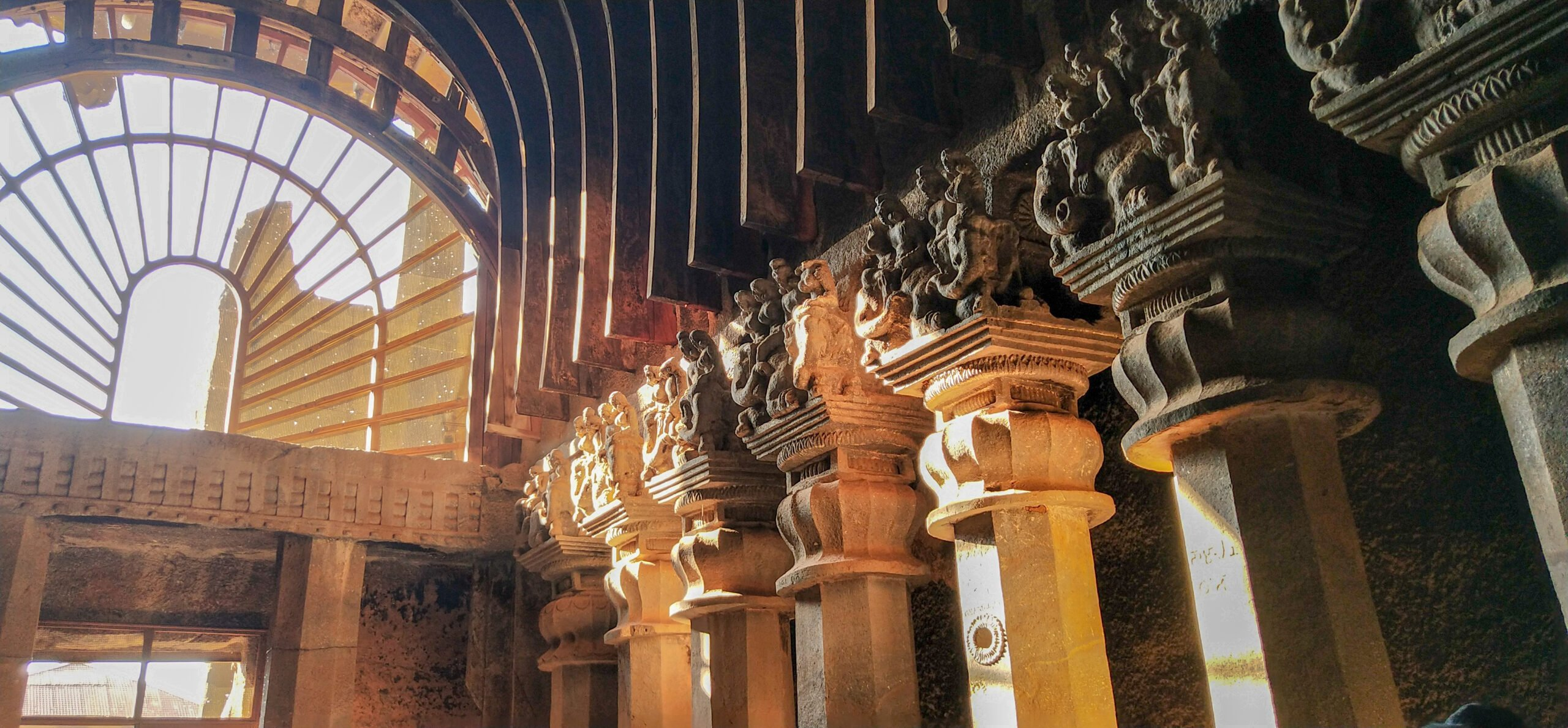 Go Back 2000 Years To Explore Rock Cut Buddhist Caves On An Ancient Trade Route In Our Karla & Bhaja Caves Tour