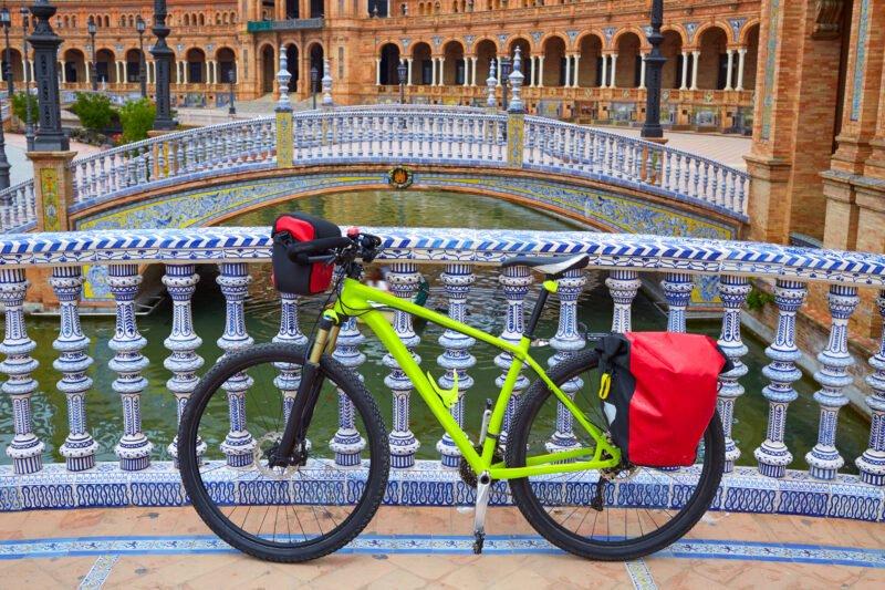 Have Fun At The Seville E Bike Tour