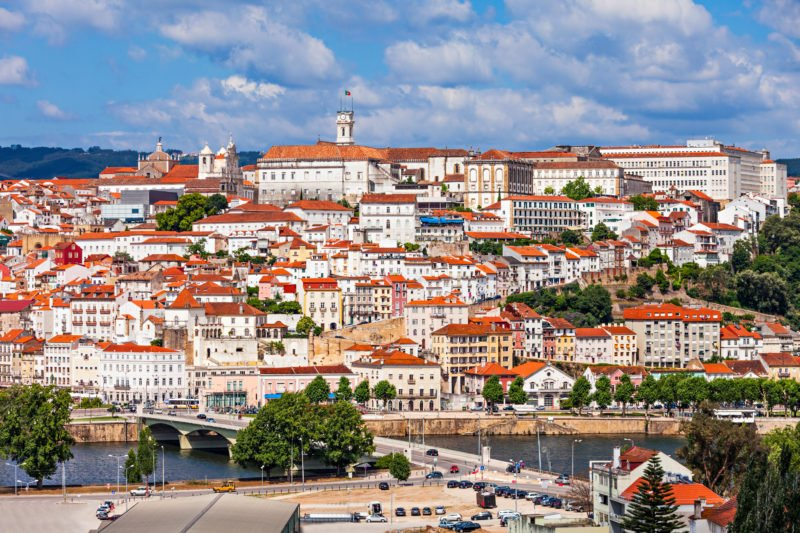 Head To The Beautiful City Of Coimbra