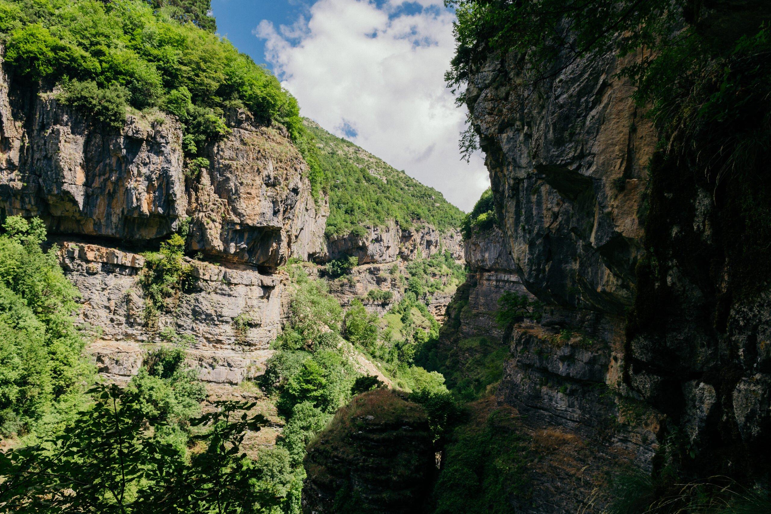 Hike Through The Cannyon And Discover Tzoumerka On The Sirako And Kalarites Hiking Tour From Tzoumerka