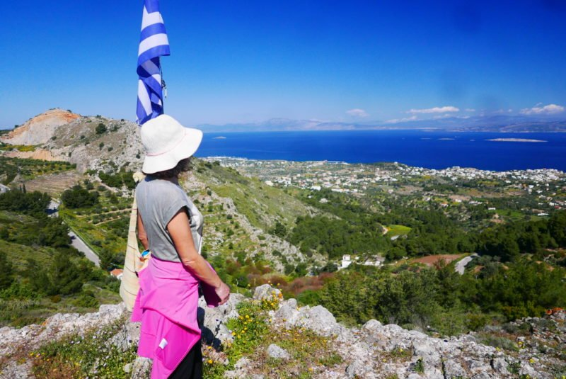 Hike Up The Mountain Top On The Aegina Cultural And Hiking Tour From Athens_70
