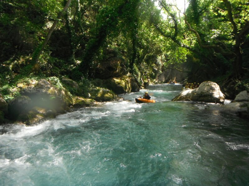 Join Our 2 Day Self-driving Peloponnese Rafting & Hiking Experience From Athens