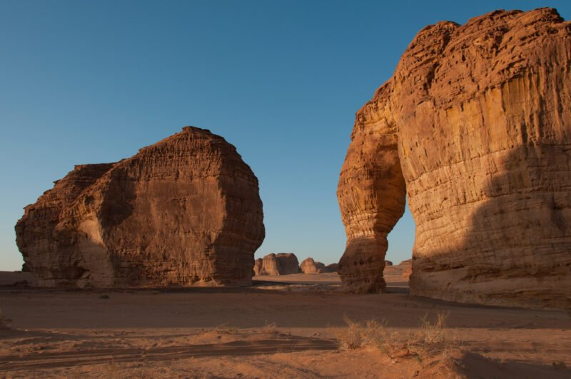 Join Our 4 Day Madain Saleh Tour From Aqaba