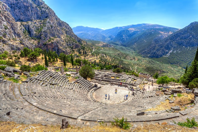 Join Our Delphi History And Hiking Tour From Athens