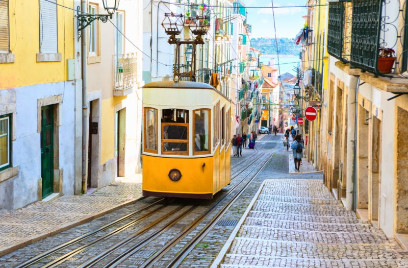 Join Our Highlights Of Portugal 11 Day Package Tour In The Buzzeling City Of Lisbon 1
