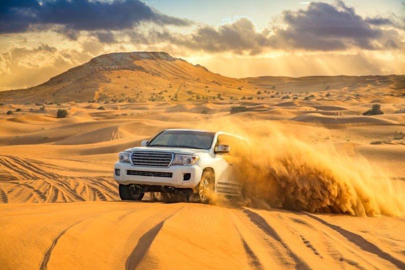 Join Us For A Desert Safari In Dubai