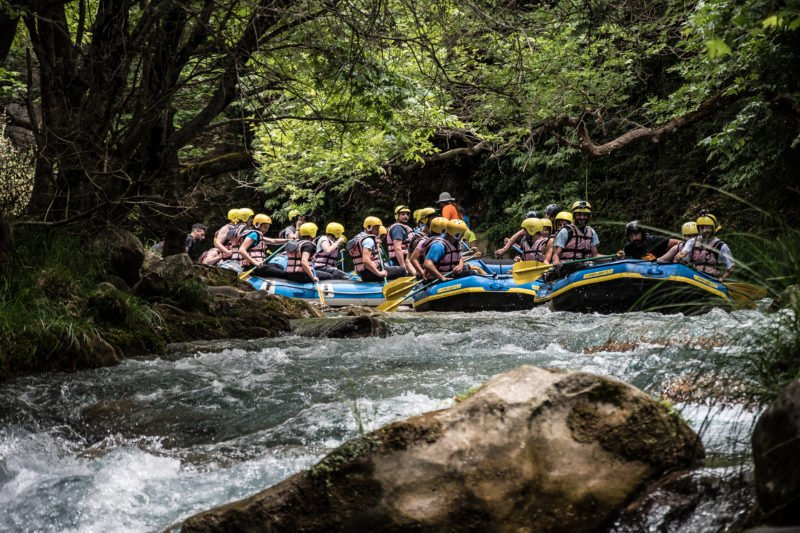 Join Us For A Rafting Adventure On The Peloponnese Rafting & Hiking Experience From Athens_70