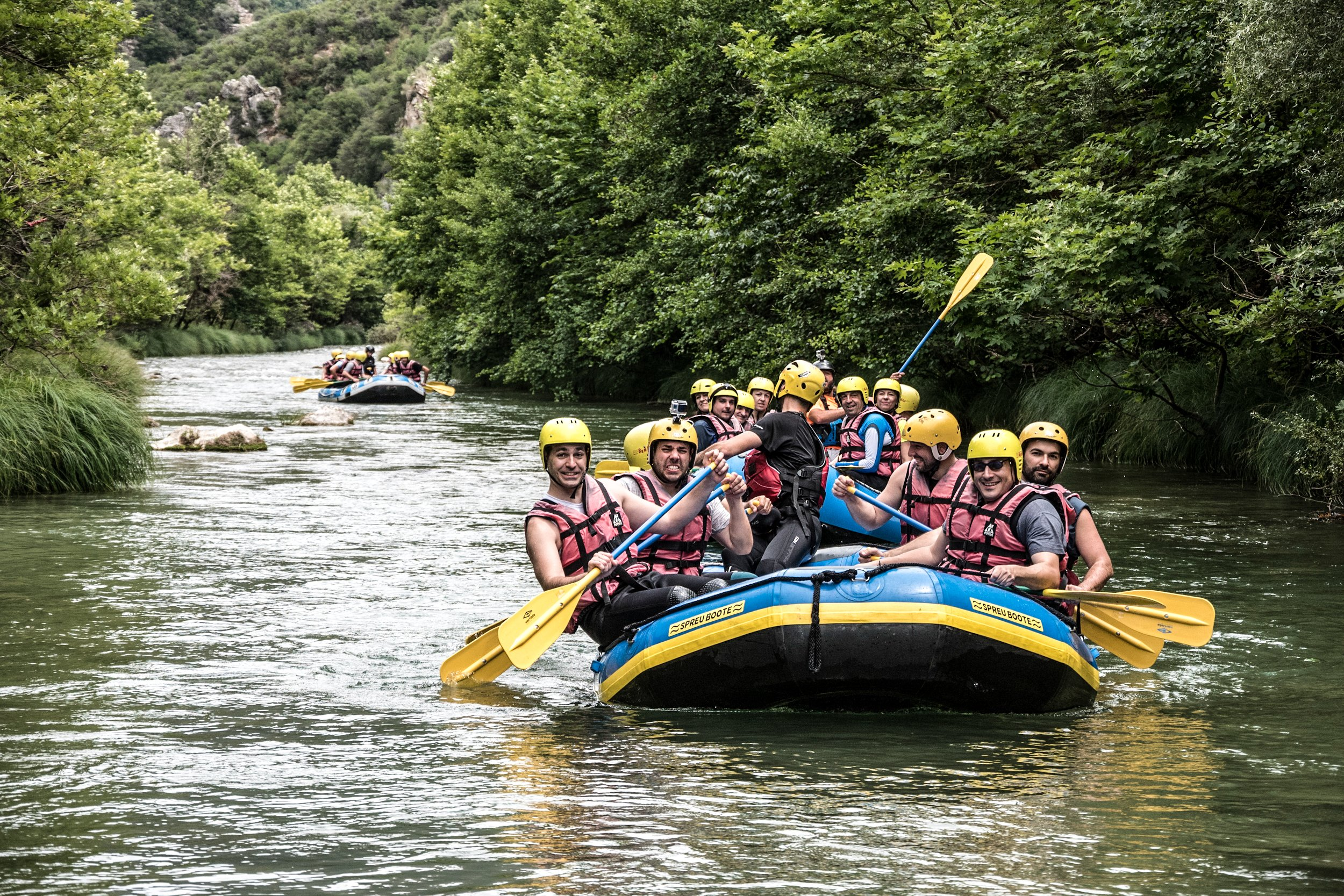 Join Us For A Rafting Adventure On The Self- Driving Peloponnese Rafting & Hiking Experience From Athens_70