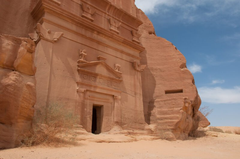 Join Us To A 4 Day Madain Saleh Tour From Tel Aviv & Jerusalem