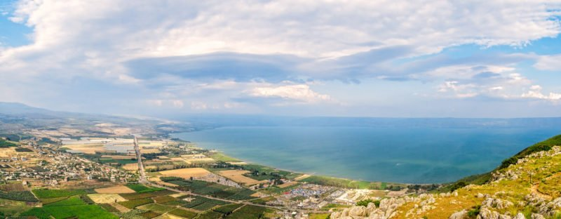 Join Us To A Visit Of The North Of Israel