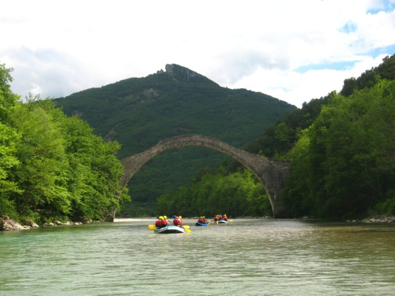 Join Us To Our Arachtos River Rafting From Tzoumerka_71