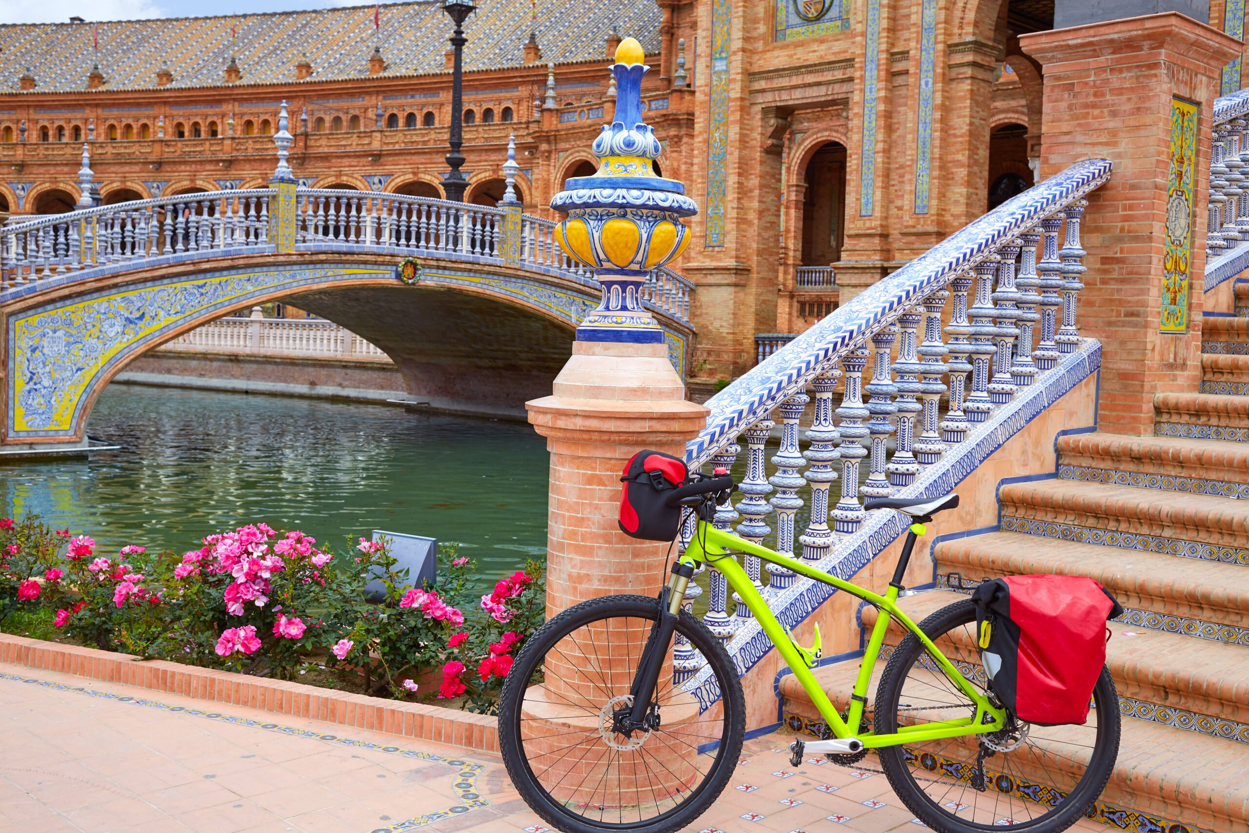 Join Us To The Seville E-bike Tour