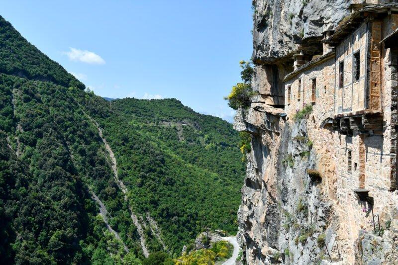 Join Us To The Stunning Sirako And Kalarites Hiking Tour From Tzoumerka