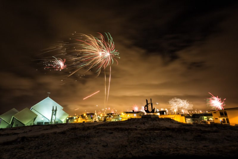 Learn About The Icelandic Traditions On New Years Eve In Our New Year's Eve Bonfire Tour