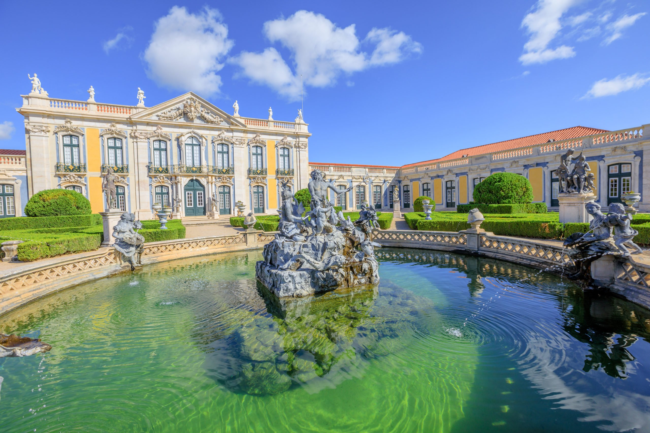 Learn More About The National Palace In Sintra On The Highlights Of Portugal 11 Day Package Tour