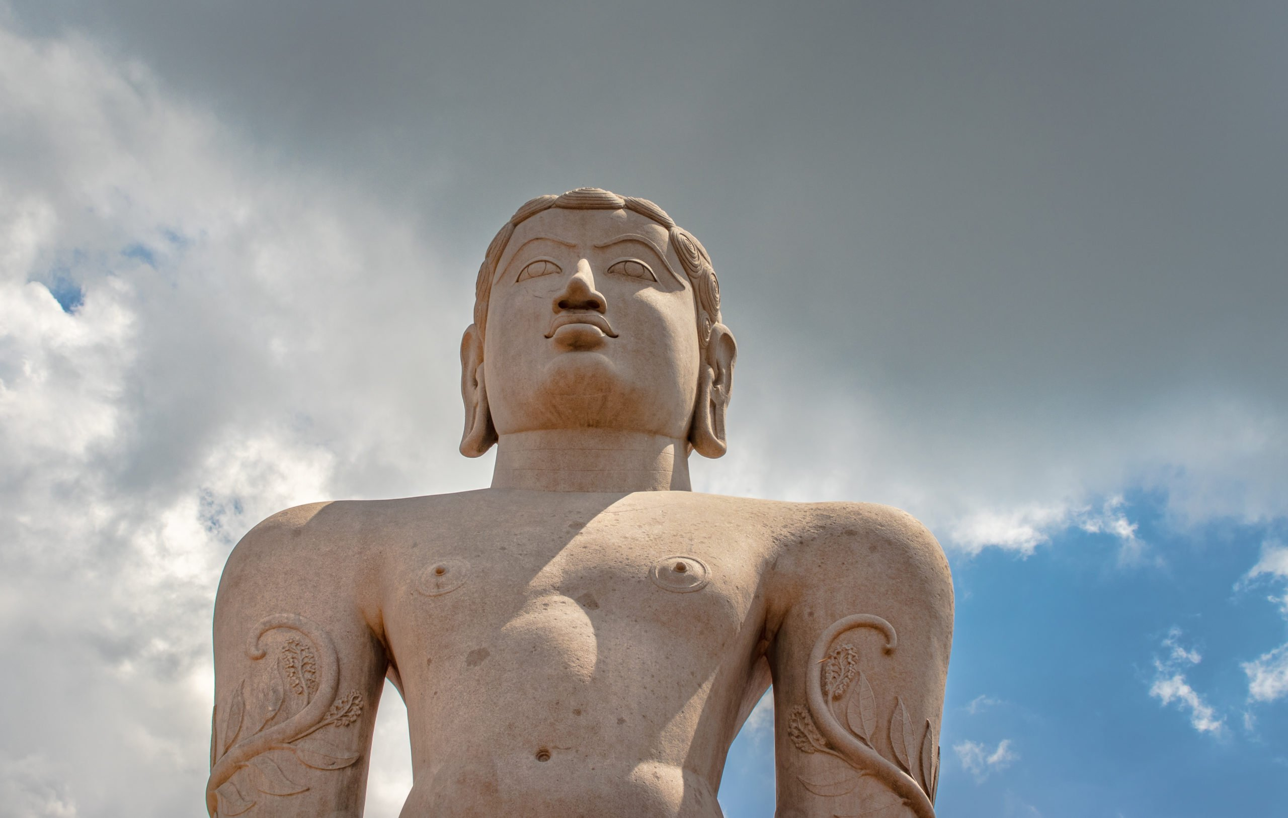 Listen To The Story Of Goateswara's Life's Story Since Birth, Renunciation, Enlightenment & Salvation In Our Tour To The World's Tallest Monolithic Statue At Shravanabelagola