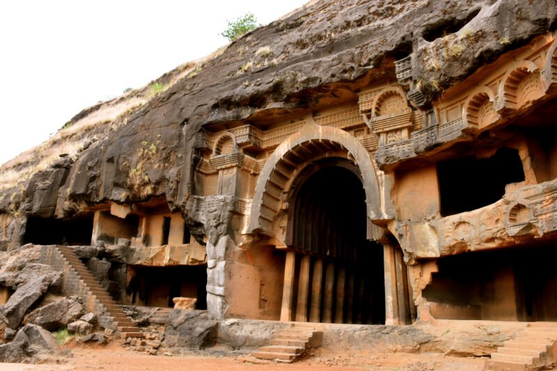 Marvel At Residences Of Monks Of The First Century In Our Karla And Bhaja Caves Tour