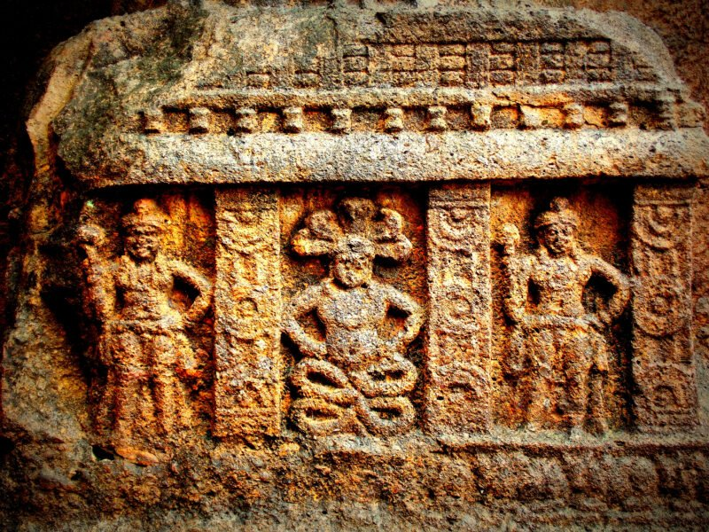 Marvel At The Unique Architecture Style, Magnificent Sculptures Of Kanheri Caves An In Our The Ancient Buddhist University Of Kanheri Tour