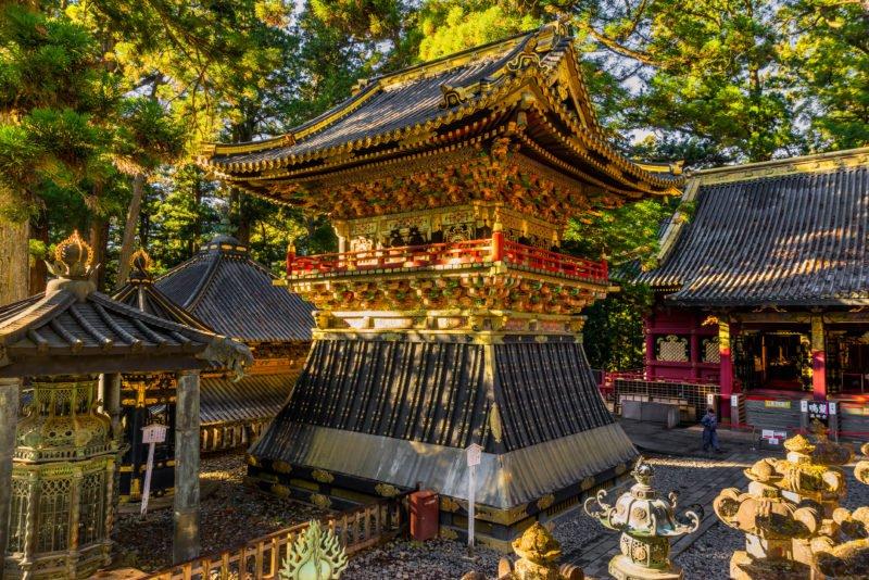 Nikko Tour From Tokyo