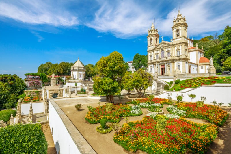 One Of The Highlights Today Will Be The Bom Jesus Do Monte Sanctuary