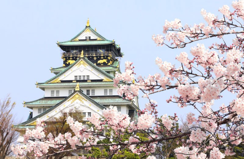 Osaka Tour From Osaka And Kyoto