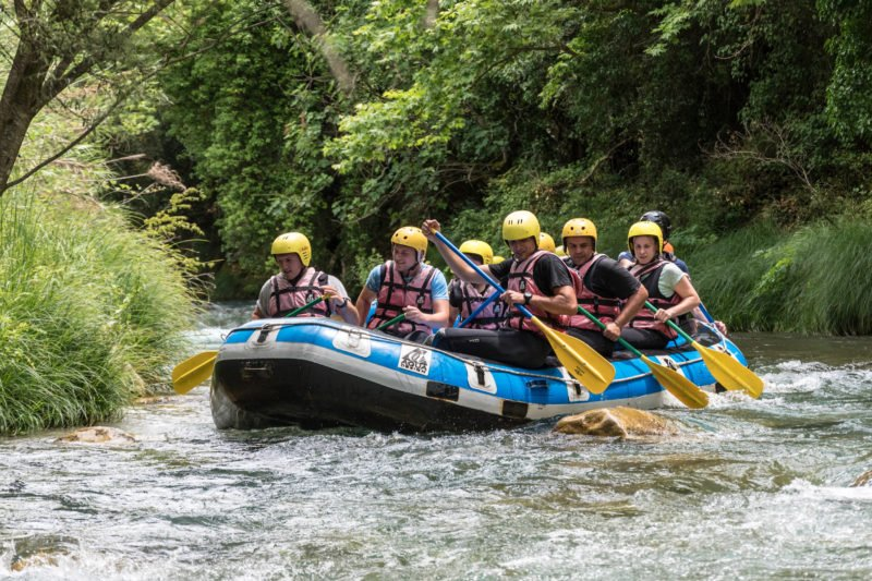 Peloponnese Rafting & Hiking Experience From Athens_70