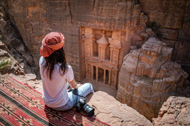 Explore The Majestic City Of Petra On The 13 Day Highlights Of Israel, Saudi Arabia & Jordan Package Tour 2